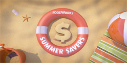 Foodworks Summer TVC
